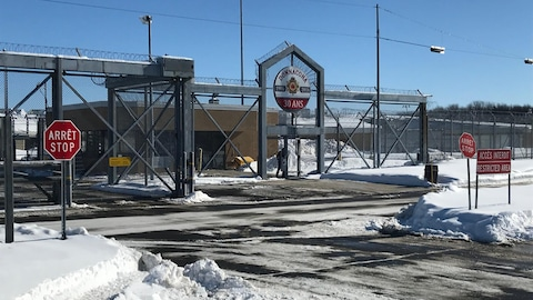La prison fédérale de Donnacona