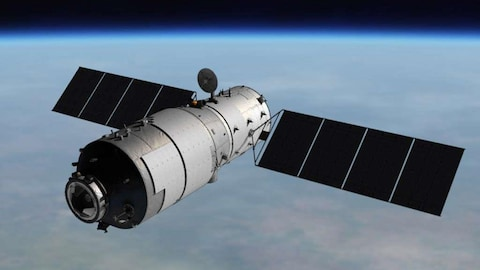 Tiangong-1, la station spatiale chinoise
