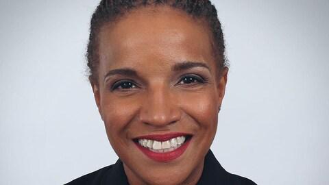 Tamara Thermitus, présidente de la Commission des droits de la personne et des droits de la jeunesse