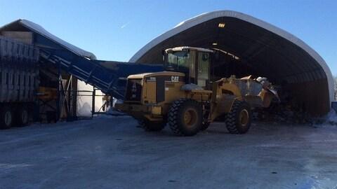 Multitech se modernise pour envoyer le recyclage vers Gatineau