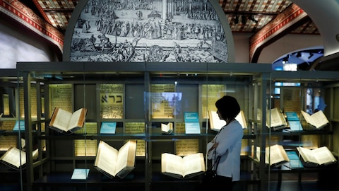 Le Musée de la Bible à Washington