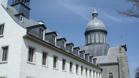 Façade du Musée des Ursulines de Trois-Rivières