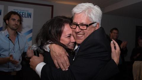 Nancy Piuze (Québec 21) est élue pour siéger au conseil municipal de Québec.