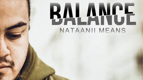 La pochette de l'album Balance, de Nataanii Means.