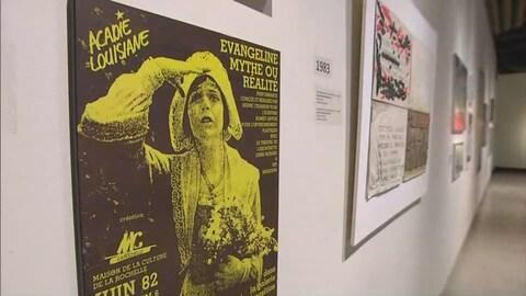 La galerie Beaverbrook, à Fredericton, consacre une exposition aux 50 ans de carrière de l'artiste Herménégilde Chiasson.