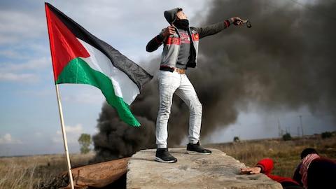La décision de Trump sur Jérusalem continue d'alimenter la colère palestinienne