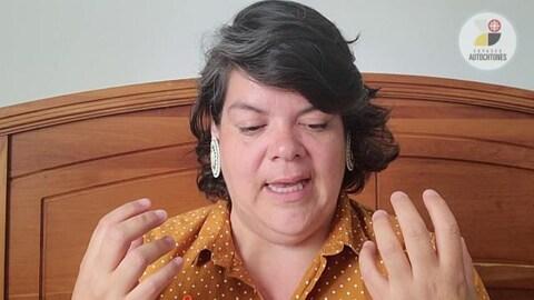 Melissa Mollen Dupuis, pour Parole autochtone