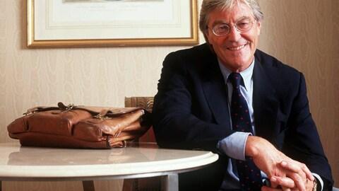 Peter Mayle en 1997