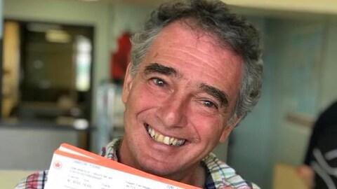 Le conteur Pierre Labrèche