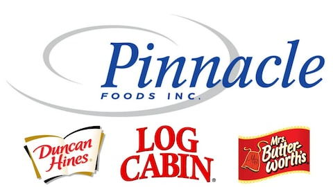 Quelques-uns des logos des marques de Pinnacle.