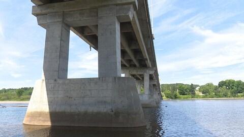 Le pont Cascapédia