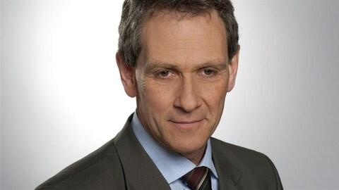Michel Cormier, directeur général de l'information à Radio-Canada