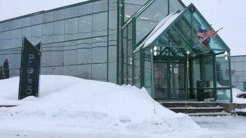 Prelco souhaite obtenir l'autorisation de la ville de Rivière-du-Loup de stationner ses camions sur un terrain situé face à son siège social.
