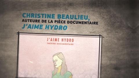 Capture d'écran d'une publicité du Parti libéral du Québec