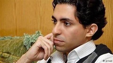Raif Badawi, blogueur saoudien emprisonné dans son pays depuis 2012.