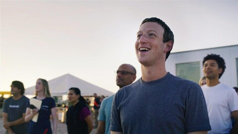 Le fondateur de Facebook, Mark Zuckerberg.
