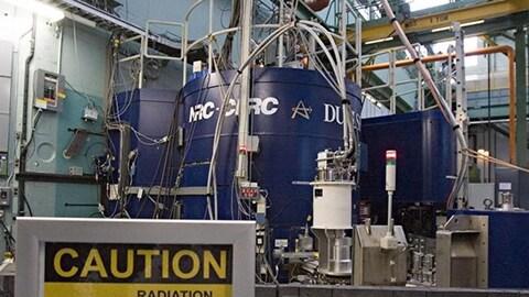 Réacteur nucléaire CANDU de Chalk River (archives)
