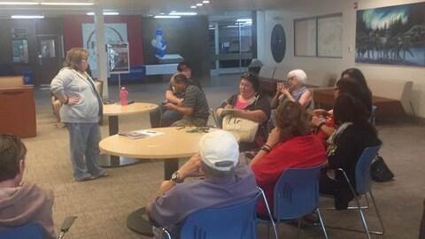 Des résidents de Le Pas s'inquiètent de la fermeture annoncée du seul refuge pour sans-abri de cette ville du nord du Manitoba.