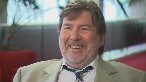 Rémy Girard en entrevue.