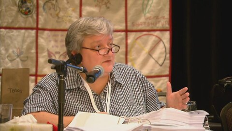 Renée Brassard, professeure à l'Université Laval