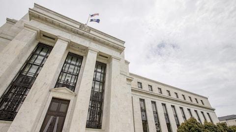 La Réserve fédérale américaine à Washington