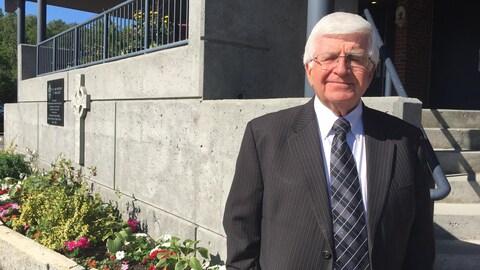 L'ancien député libéral de Sudbury Rick Bartolucci sera conseiller spécial auprès du bureau du maire du Grand Sudbury.