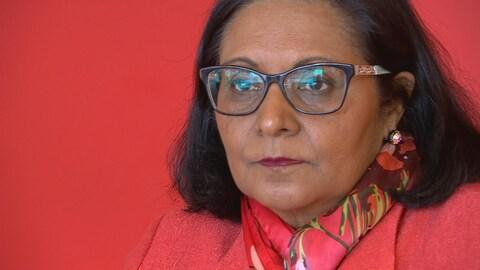 La directrice générale du CMAEIM, Rita Chahal, est inquiète d'une possible hausse du nombre de réfugiés au Manitoba.