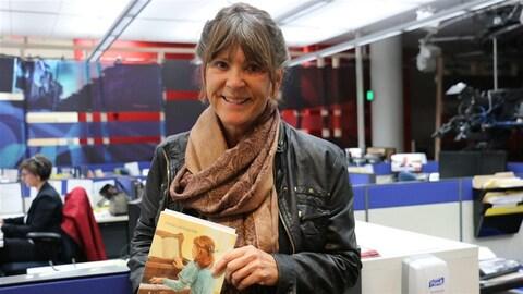 Louise Lacoursière présente son plus récent roman, La jeune fille au piano