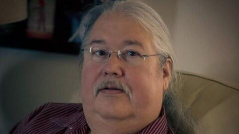 Le conseiller politique Russ Diabo