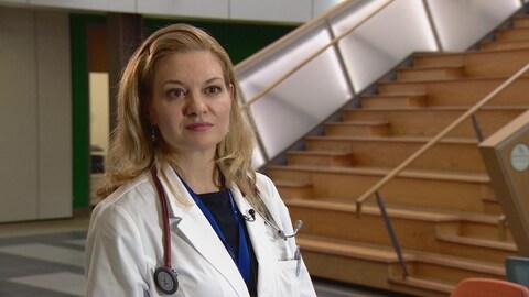 la docteure Lynora Saxinger