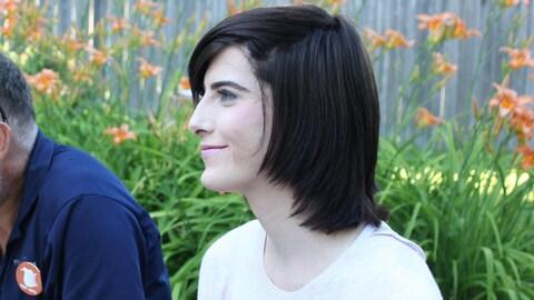 Scarlett Tays vient d'être élue candidate dans la circonscription de Fredericton-Nord pour le Nouveau Parti démocratique.