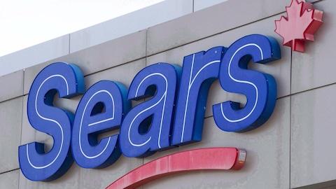 Logo de Sears Canada