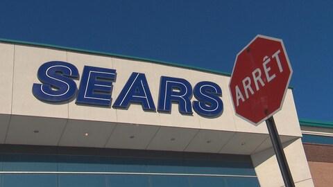 Le magasin Sears de Trois-Rivières a officiellement fermé ses portes.
