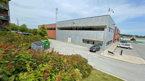 The human remains were mistakenly placed in a dumpster at the Sherbrooke police station, according to Radio-Canada. More details are expected this afternoon.