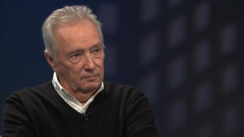 Le comédien Gilbert Sicotte