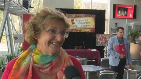 Solange Morrissette, directrice générale du ROSEQ