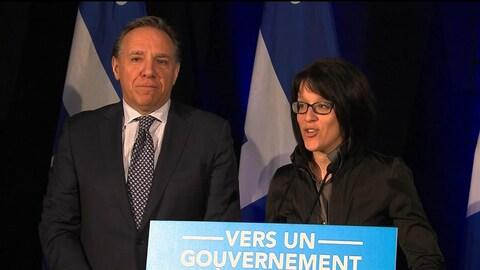 L'avocate Sonia Lebel devient directrice de cabinet adjointe à la Coalition avenir Québec.