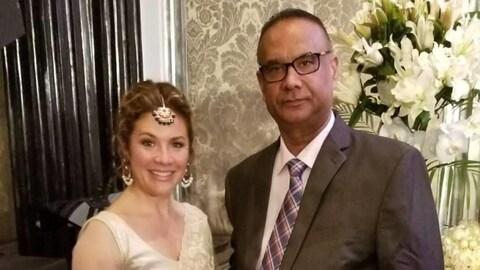 Sophie Grégoire, l'épouse de Justin Trudeau, apparaît en compagnie de Jaspal Atwal, reconnu coupable de tentative de meurtre d'un ministre indien et anciennement lié à un groupe radical sikh.