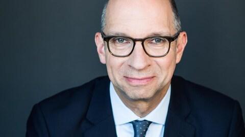 Stéphane Forget, PDG de la Fédération des chambres de commerce du Québec