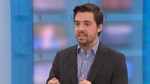 Stéphane Mailhiot, vice-président stratégie chez Havas Canada