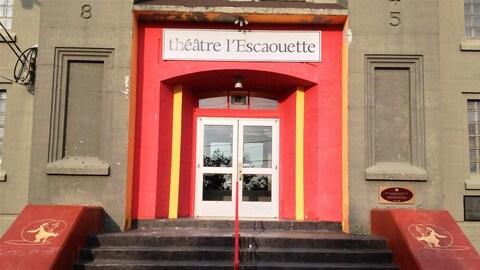 Le Théâtre l'Escaouette