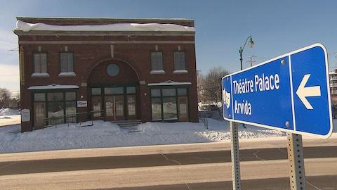 Le Théâtre Palace Arvida