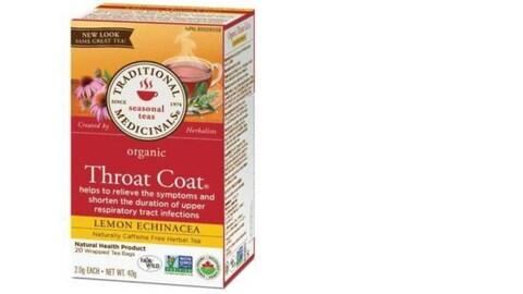 Le produit rappelé est présenté dans une boîte de 40 grammes contenant 20 sachets de tisane.