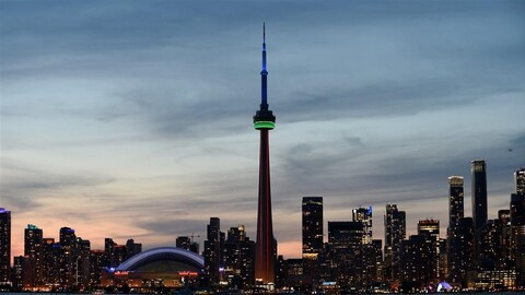 Les gratte-ciel de Toronto