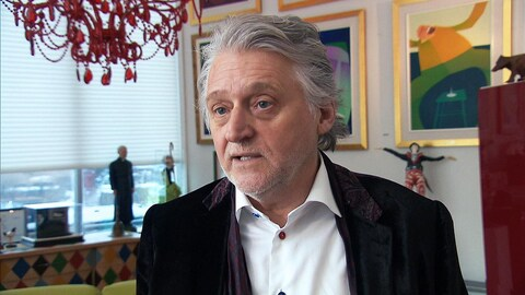Gilbert Rozon.