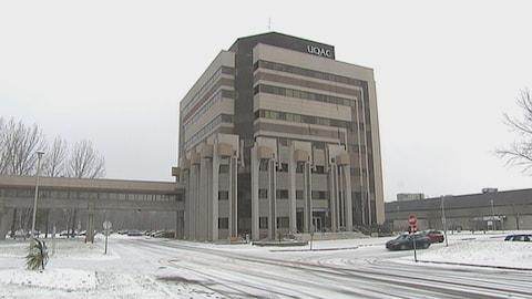 L'Université du Québec à Chicoutimi