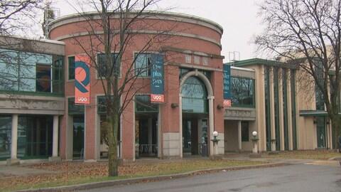 Le campus Alexandre-Taché de l'Université du Québec en Outaouais (UQO), à Gatineau.