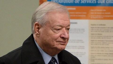 L'ex-maire de Laval Gilles Vaillancourt obtient sa libération conditionnelle