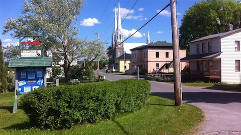 La municipalité de Val-Brillant.