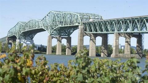 Le vieux pont Champlain